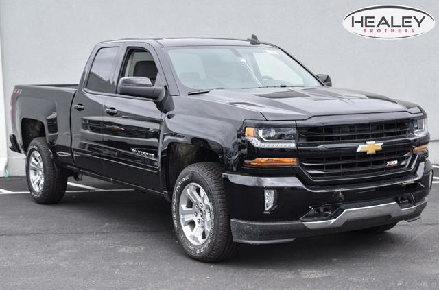 2018 Silverado 1500 Double Cab 4x4,  Pickup #GV87991 - photo 1