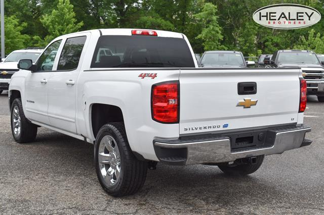 2018 Silverado 1500 Crew Cab 4x4,  Pickup #GV88061 - photo 2