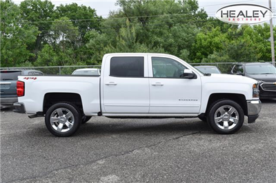 2018 Silverado 1500 Crew Cab 4x4,  Pickup #GV88061 - photo 6