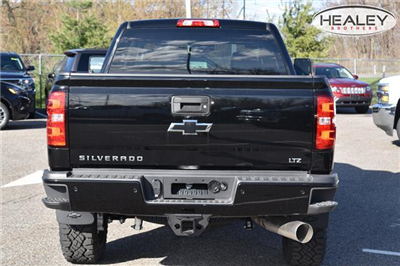 2018 Silverado 2500 Crew Cab 4x4, Pickup #GV88067 - photo 4