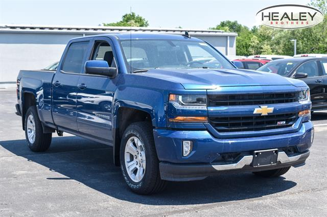 2018 Silverado 1500 Crew Cab 4x4,  Pickup #GV88165 - photo 1