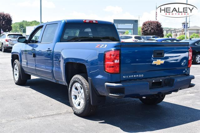 2018 Silverado 1500 Crew Cab 4x4,  Pickup #GV88165 - photo 2