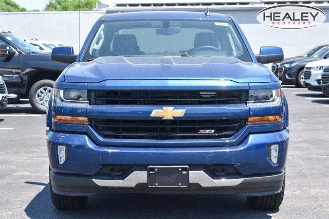 2018 Silverado 1500 Crew Cab 4x4,  Pickup #GV88165 - photo 3