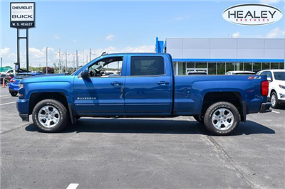 2018 Silverado 1500 Crew Cab 4x4,  Pickup #GV88165 - photo 6