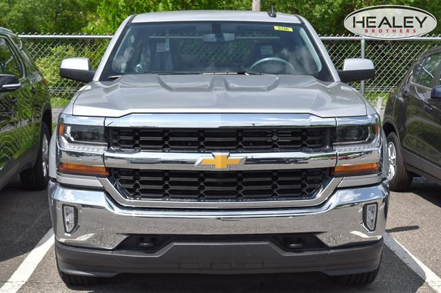 2018 Silverado 1500 Crew Cab 4x4,  Pickup #GV88186 - photo 3