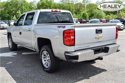 2018 Silverado 1500 Crew Cab 4x4,  Pickup #GV88186 - photo 2