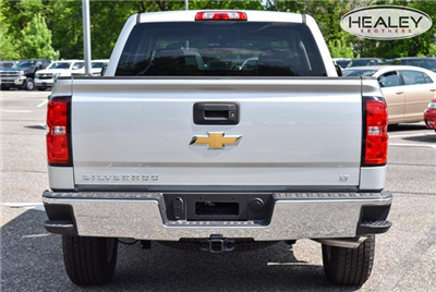 2018 Silverado 1500 Crew Cab 4x4,  Pickup #GV88186 - photo 4