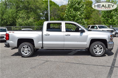 2018 Silverado 1500 Crew Cab 4x4,  Pickup #GV88186 - photo 5