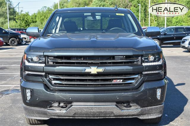 2018 Silverado 1500 Double Cab 4x4,  Pickup #GV88205 - photo 3