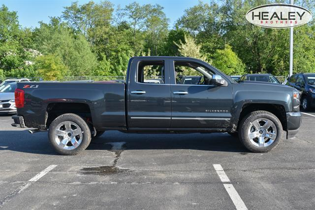 2018 Silverado 1500 Double Cab 4x4,  Pickup #GV88205 - photo 6