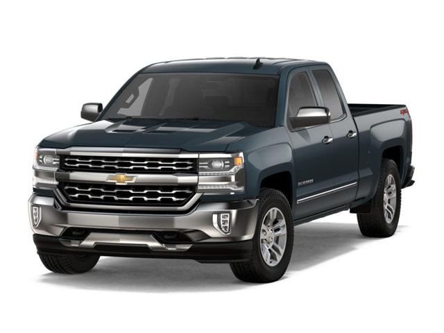 2018 Silverado 1500 Double Cab 4x4,  Pickup #GV88205 - photo 21