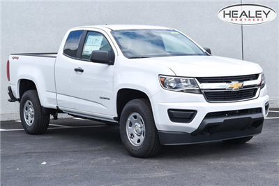 2018 Colorado Extended Cab 4x4,  Pickup #GV88237 - photo 1