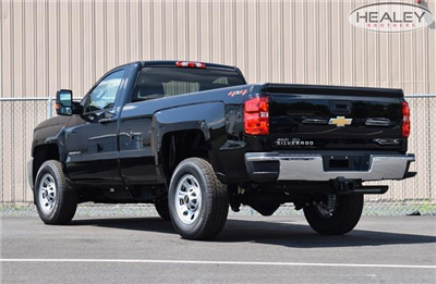 2018 Silverado 2500 Regular Cab 4x4,  Pickup #GV88266 - photo 2