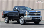 2018 Silverado 2500 Regular Cab 4x4,  Pickup #GV88266 - photo 1