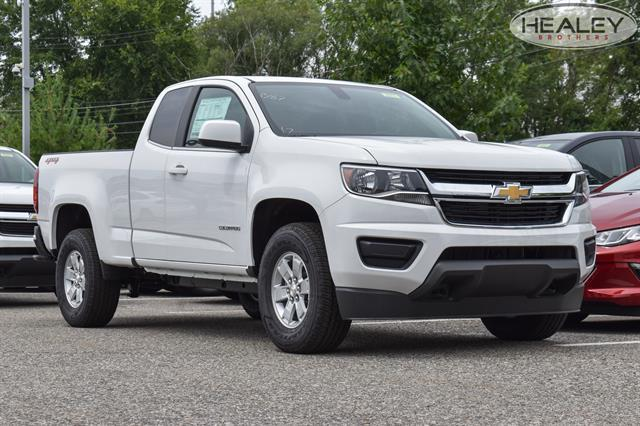 2018 Colorado Extended Cab 4x4,  Pickup #GV88311 - photo 1