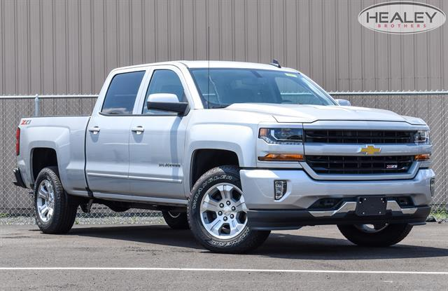 2018 Silverado 1500 Crew Cab 4x4,  Pickup #GV88375 - photo 1
