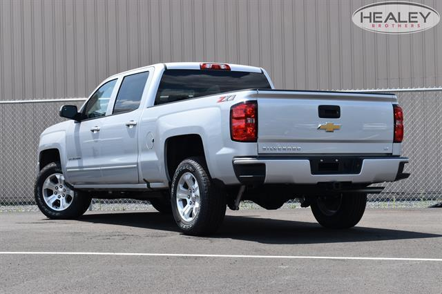 2018 Silverado 1500 Crew Cab 4x4,  Pickup #GV88375 - photo 2