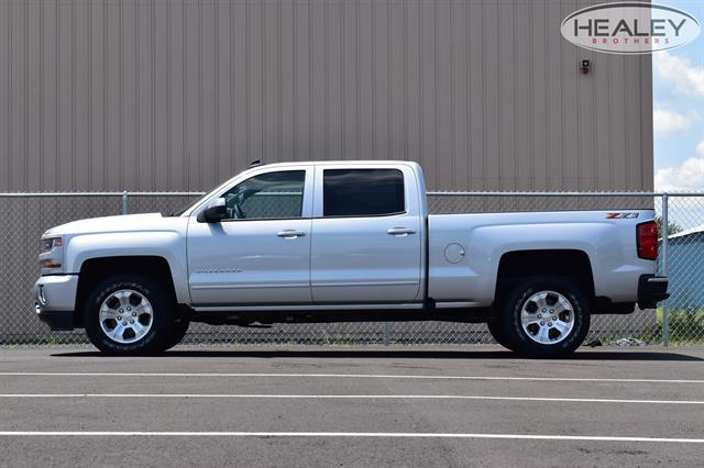 2018 Silverado 1500 Crew Cab 4x4,  Pickup #GV88375 - photo 13