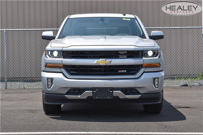 2018 Silverado 1500 Crew Cab 4x4,  Pickup #GV88375 - photo 11