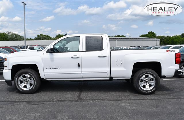 2018 Silverado 1500 Double Cab 4x4,  Pickup #GV88482 - photo 5