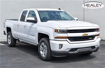 2018 Silverado 1500 Double Cab 4x4,  Pickup #GV88482 - photo 1