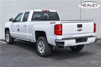 2018 Silverado 1500 Double Cab 4x4,  Pickup #GV88482 - photo 2