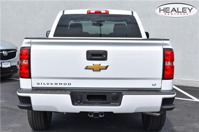 2018 Silverado 1500 Double Cab 4x4,  Pickup #GV88482 - photo 4