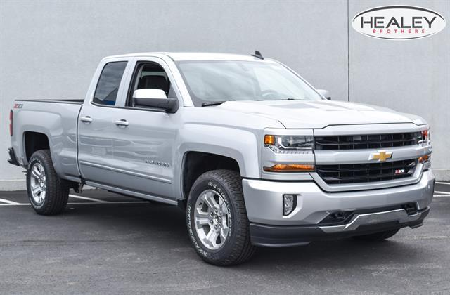 2018 Silverado 1500 Double Cab 4x4,  Pickup #GV88487 - photo 1