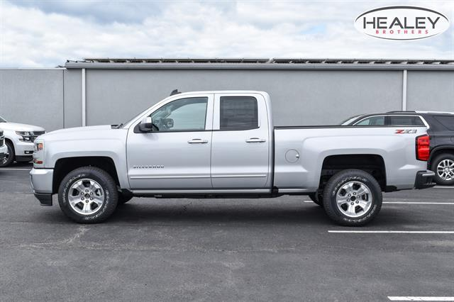 2018 Silverado 1500 Double Cab 4x4,  Pickup #GV88487 - photo 5