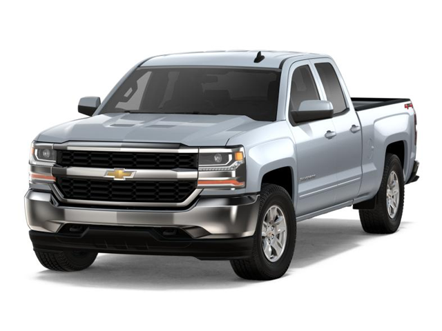 2018 Silverado 1500 Double Cab 4x4,  Pickup #GV88487 - photo 21