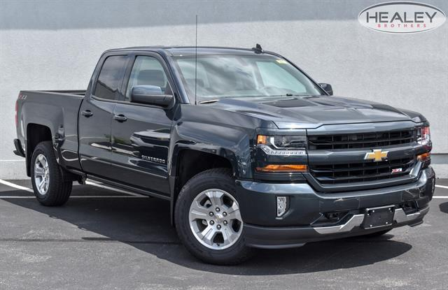 2018 Silverado 1500 Double Cab 4x4,  Pickup #GV88488 - photo 1