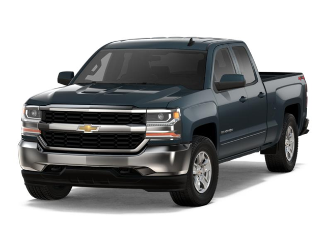 2018 Silverado 1500 Double Cab 4x4,  Pickup #GV88488 - photo 20