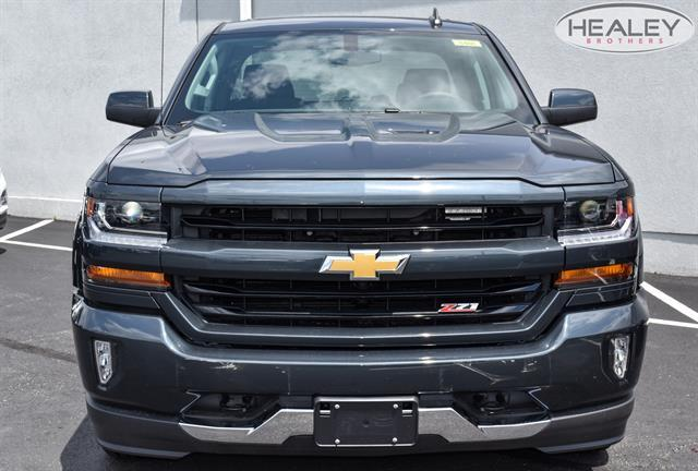 2018 Silverado 1500 Double Cab 4x4,  Pickup #GV88488 - photo 2