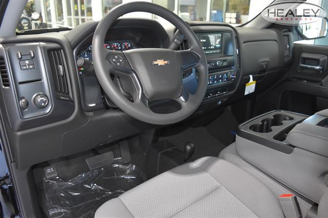 2018 Silverado 1500 Double Cab 4x4,  Pickup #GV88736 - photo 9