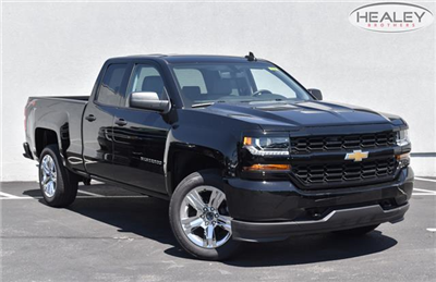 2018 Silverado 1500 Double Cab 4x4,  Pickup #GV88736 - photo 1