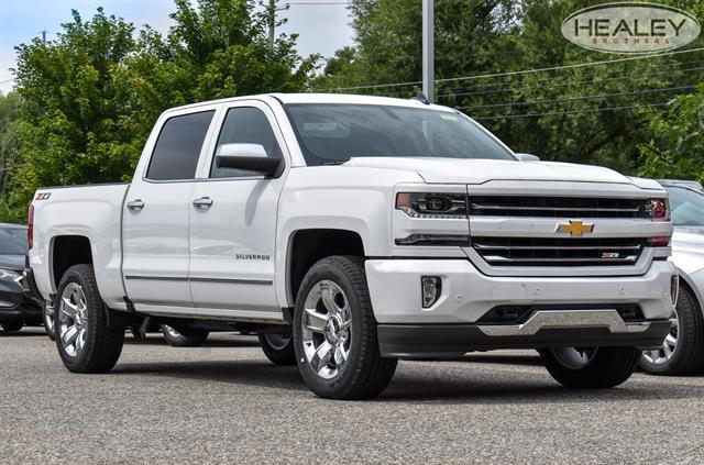 2018 Silverado 1500 Crew Cab 4x4,  Pickup #GV88798 - photo 1
