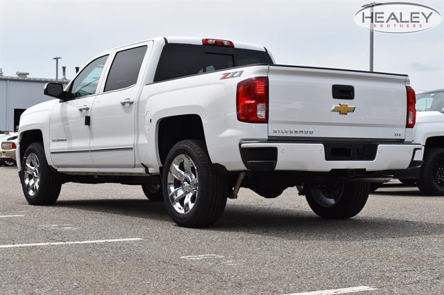 2018 Silverado 1500 Crew Cab 4x4,  Pickup #GV88798 - photo 2