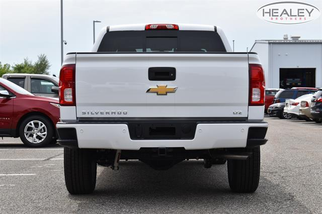 2018 Silverado 1500 Crew Cab 4x4,  Pickup #GV88798 - photo 4