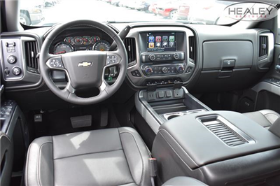 2018 Silverado 1500 Crew Cab 4x4,  Pickup #GV88798 - photo 11