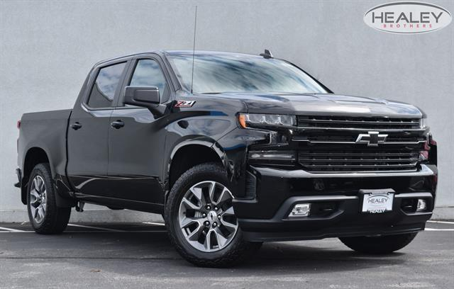 2019 Silverado 1500 Crew Cab 4x4,  Pickup #GV98985 - photo 1