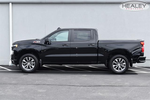 2019 Silverado 1500 Crew Cab 4x4,  Pickup #GV98985 - photo 6