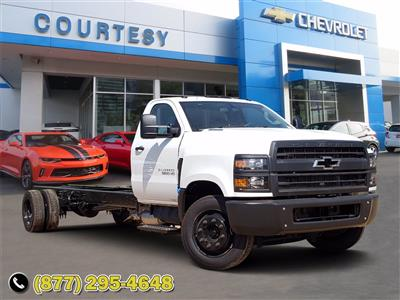 2020 Chevrolet Silverado 6500 Regular Cab DRW 4x2, Cab Chassis #201370 - photo 1