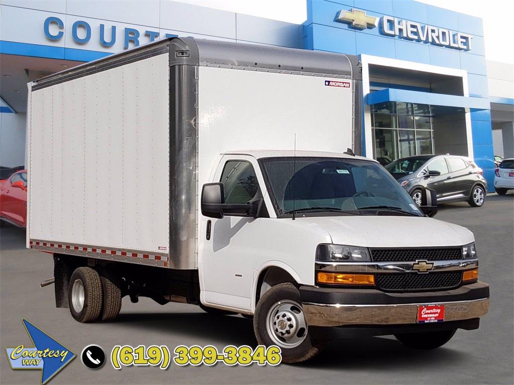 2020 Chevrolet Express 3500 4x2, Cutaway #201774 - photo 1