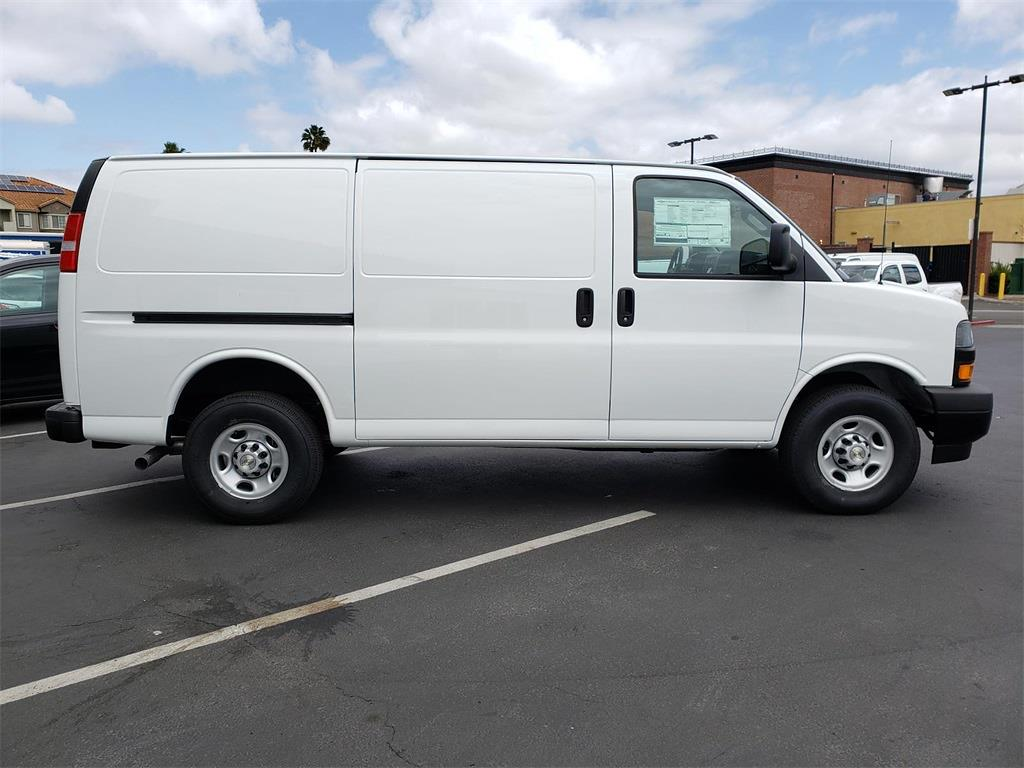 2021 Chevrolet Express 2500 4x2, Upfitted Cargo Van #211006 - photo 13