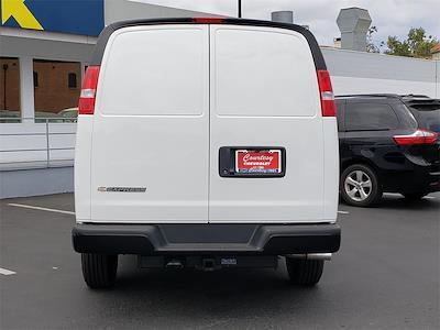 2021 Chevrolet Express 2500 4x2, Upfitted Cargo Van #211006 - photo 9
