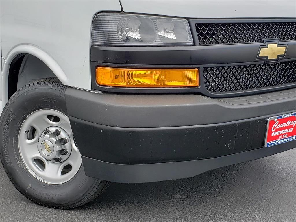 2021 Chevrolet Express 2500 4x2, Upfitted Cargo Van #211007 - photo 10