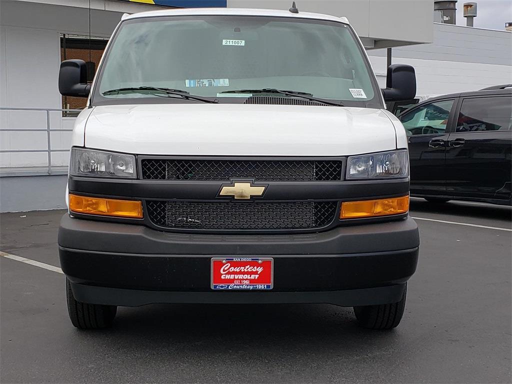 2021 Chevrolet Express 2500 4x2, Upfitted Cargo Van #211007 - photo 11