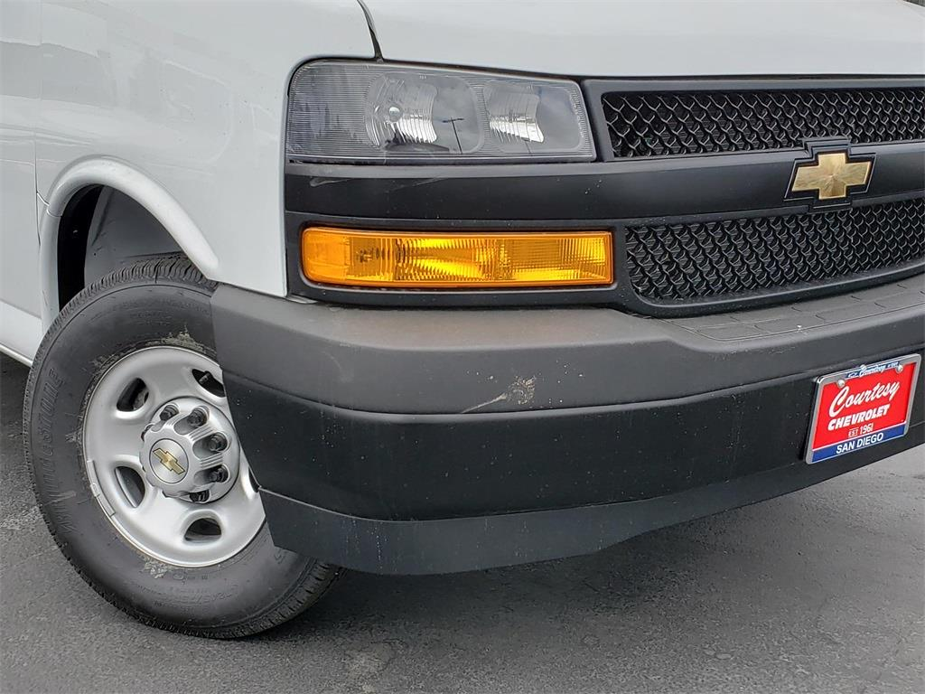 2021 Chevrolet Express 2500 4x2, Upfitted Cargo Van #211008 - photo 10