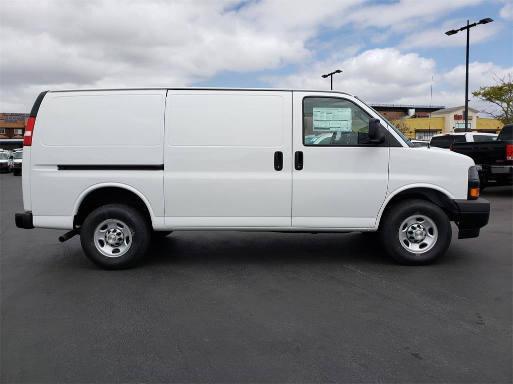 2021 Chevrolet Express 2500 4x2, Upfitted Cargo Van #211008 - photo 13