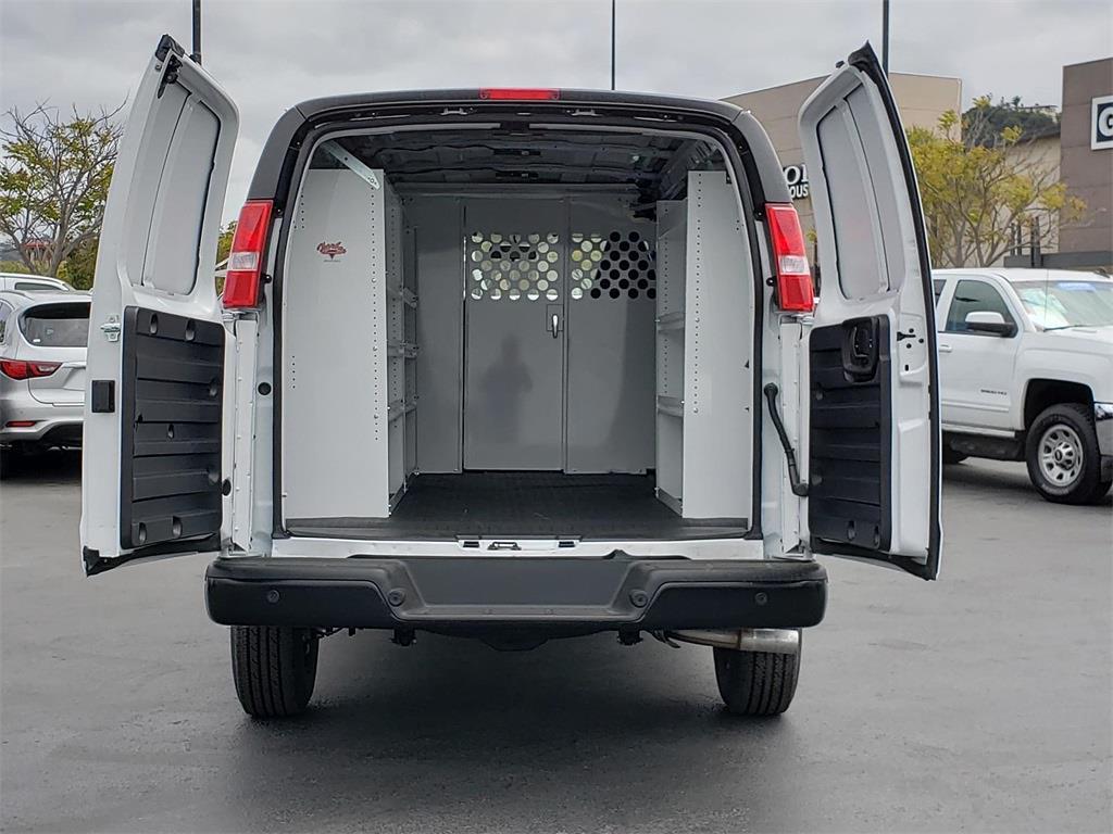 2021 Chevrolet Express 2500 4x2, Upfitted Cargo Van #211008 - photo 1